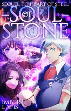 Soul of Stone [Pokémon Fanfiction] by ImberLapis