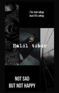 Haláltábor cover