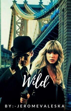 Wild ||Edward Nygma|| [2] by -JeromeValeska