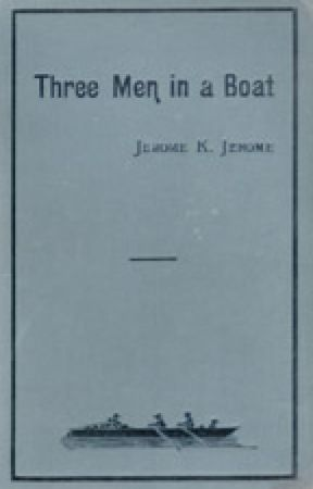 Three Men in a Boat (Completed) by jeromekjerome