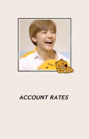 account rates ➷ you  by YOOHYUCK