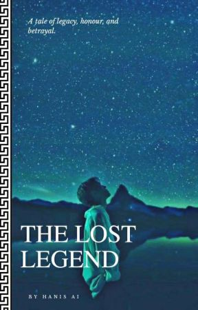 The Lost Legend by Aeryz_Airy