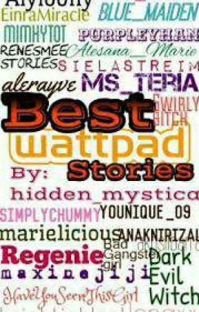 Best Wattpad Stories by imbridesgoblin