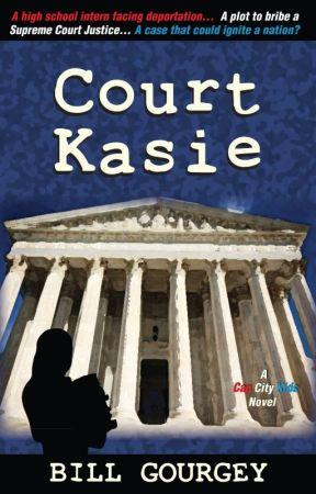 Court Kasie by BillGourgey