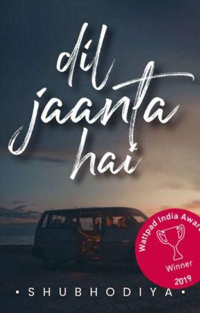 Dil Jaanta Hai   ✔ by chaashnee