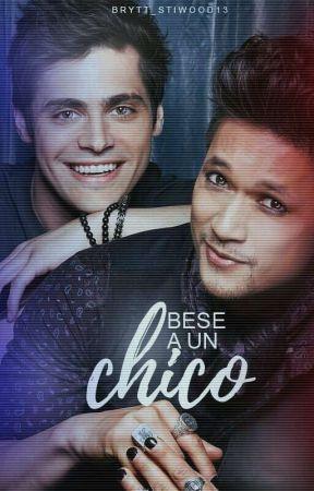 Besé A Un Chico ||Malec|| by Spider_Lynx