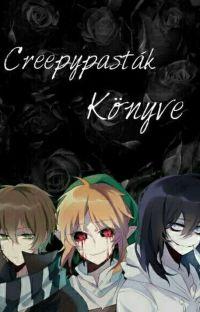 Creepypasták Könyve cover