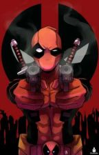 Young Justice Robin x Male Deadpool Reader  by NeatPaw