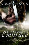 Highlander's Embrace cover