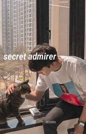 Secret Admirer by greyxmoonx