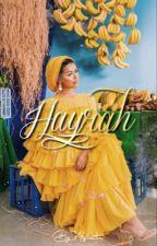Hayrah by nafisatuu