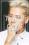 Three Days • Jackson Wang cover