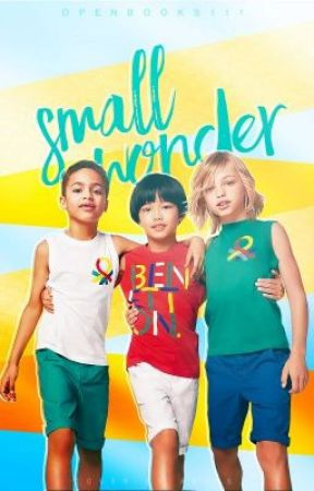 Small Wonder by openbooks111