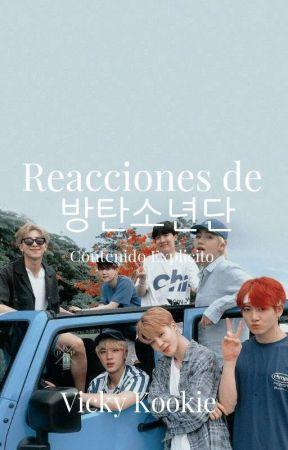 Bts reacciones (Pedidos Abiertos) by pick_me_girl