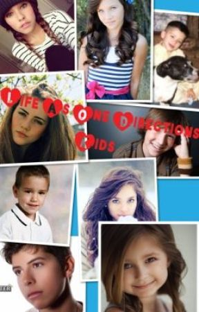Life as one directions kids by DarcyDarcyDarcy