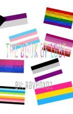 THE BOOK OF LGBTQ+ by Onyx-Sullavan