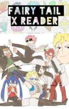 Fairy Tail x Reader by TeIIMe