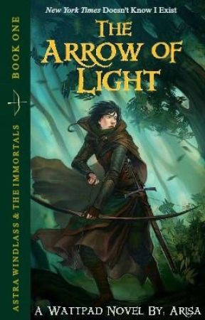 The Arrow of Light | A Percy Jackson Fanfiction by astrawindlass
