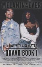 In love with a gangsta Quavo Book I & II by uxphoria