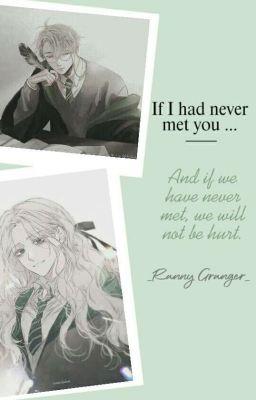 [Đồng Nhân Harry Potter] Nếu như chưa từng gặp gỡ...