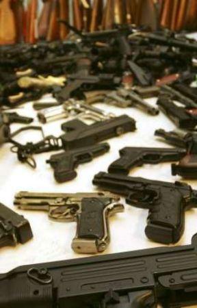 Gun Store by ItsJamal