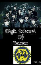 High School Of Doom  by Empress__Red12