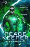 Peacekeeper // Green Lantern cover