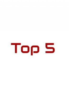 Top 5 by sjbron