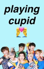 Playing Cupid   Markson by Love_WhiteBerry