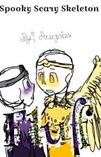 Spooky Scary Skeleton Fluff by Nom-de-plume-system