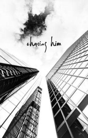chasing him   k.th by yliayukari