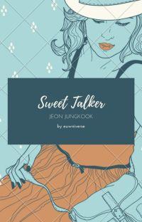 Sweet Talker   jjk cover