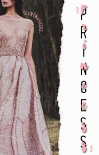 PRINCESS † PERCY WEASLEY cover