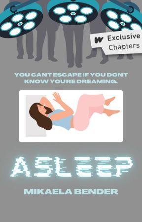 Asleep by MikaelaBender