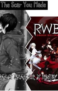 The Scar You Made :- Neglected And Abused Male Reader x RWBY (Slow Update) cover
