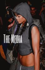 The Media by rihannababes