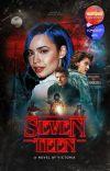 SEVENTEEN ━ Steve Harrington cover