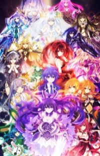 Danger Line(Date A Live X Male Reader) cover