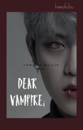 dear vampire ♛ minhwan  by heedubu