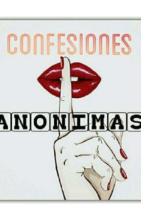 CONFESIONES ANÓNIMAS by IsabellaJanna