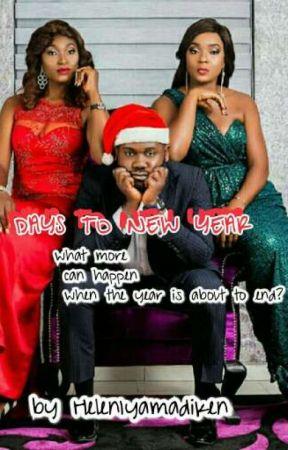 DAYS TO NEW YEAR (Editing) by HelenIyamadiken