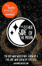 The Other Side Of The Moon | Neverland story | Dutch door luna_elysian