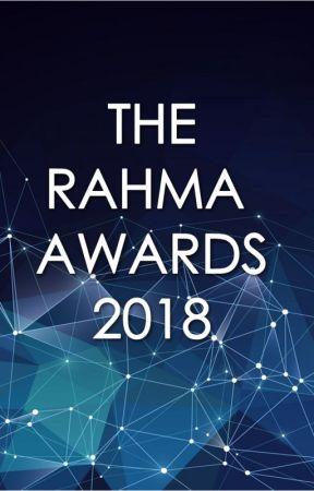 The Rahma Awards 2018 by therahmaawards