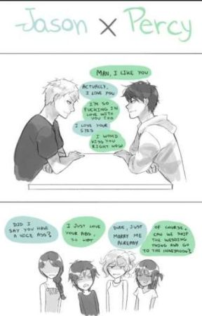 Percy X Jason Trash (and other Argo II ships :3)  by plump_tyb