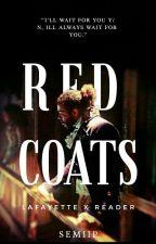 redcoats || lafayette by semiip