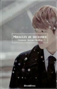 Miracles in December |ChanBaek| cover