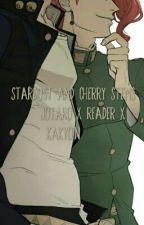 StarDust And Cherry Stems  (Jotaro x Reader x Kakyoin)  by Dio_Daddy