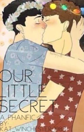 Our Little Secret  by Kat_Winchester_1983