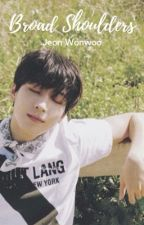 Broad Shoulders   Jeon Wonwoo by womwoo