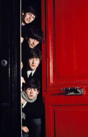 Beatles Book by happi2beme